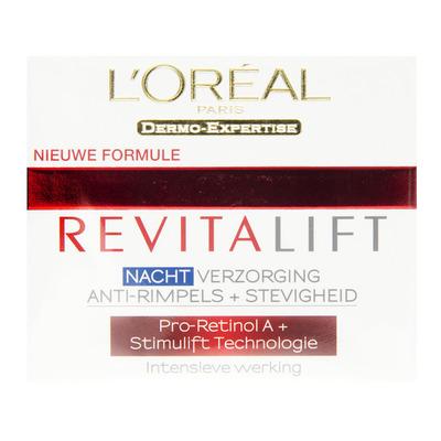 L'Oréal Dermo expertise revitalift nachtcrème