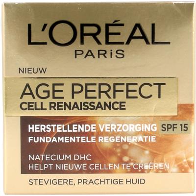 L'Oréal Paris Age Perfect Cell Renaissance Dagcrème + SPF 15