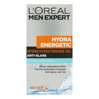 L'Oréal Men expert intens hydraterende gel