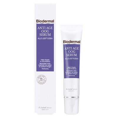 Biodermal Anti-age oogserum