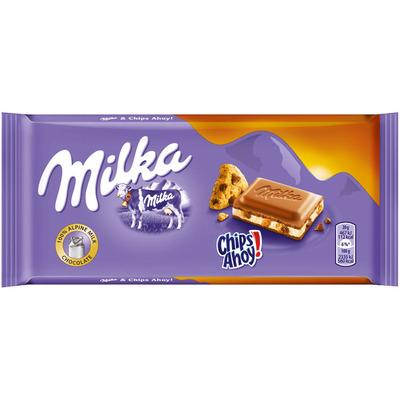 Milka Reep chips Ahoy! koekjes