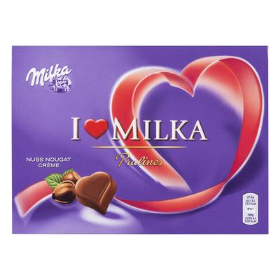 Milka Pralines I love milka