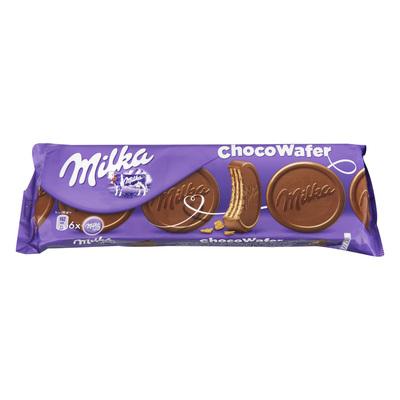 Milka Wafels chocowafer melk