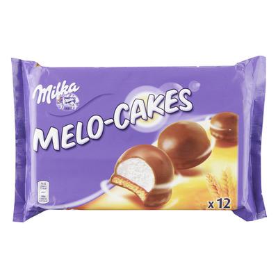 Milka Melocakes biscuits schuim en chocolade