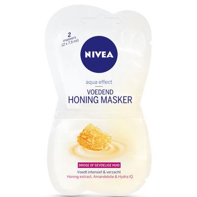 Nivea Visage verwennend honing masker