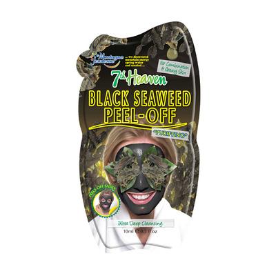 Montagne Jeunesse Gezichtsmasker black seaweed peel off