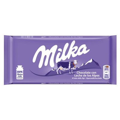 Milka Reep Alpenmelk