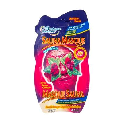 Montagne Jeunesse Red Earth Sauna Facemask Gezichtsmasker
