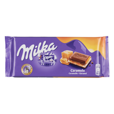 Milka Reep caramel