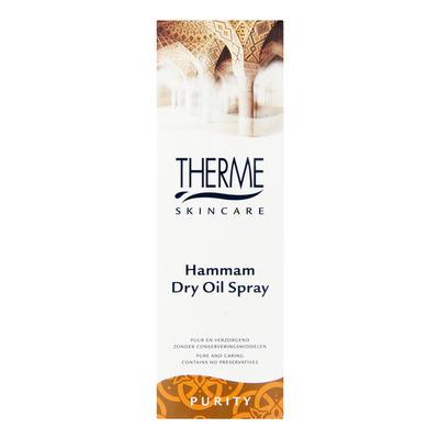 Therme Hammam ry oil spray