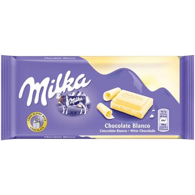 Milka Reep wit