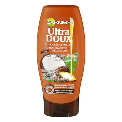 Ultra Doux Crèmespoeling cacaoboter/ kokosolie