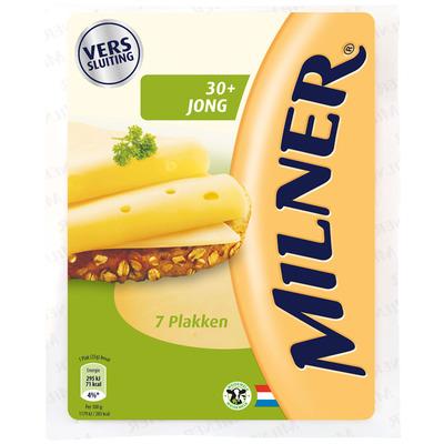 Milner Jong 30+ plakken