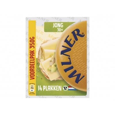 Milner Jong 30+ plakken voordeelverpakking