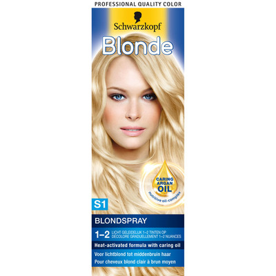 Schwarzkopf Blonde super blondspray
