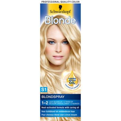 Schwarzkopf Blonde super blondspray