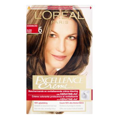 L'Oréal Excellence crème 6 donkerblond