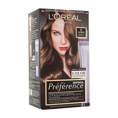 L'Oréal Récital Préférence 6 donkerblond