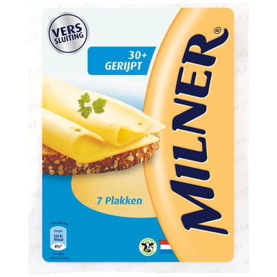Milner Gerijpt 30+ plakken