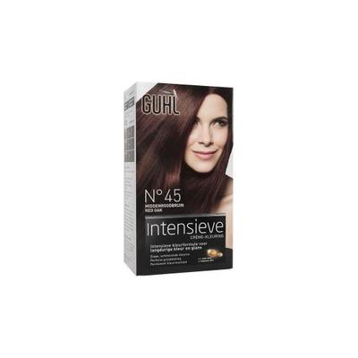 Guhl 45 Middenroodbruin Red Oak Intensieve Crèmekleuring
