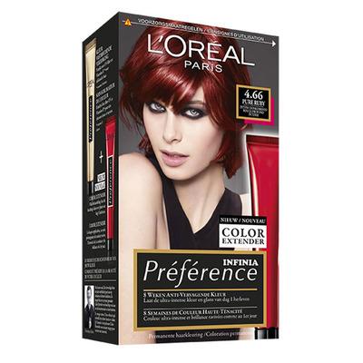 L'Oréal Feria Preference 4.66