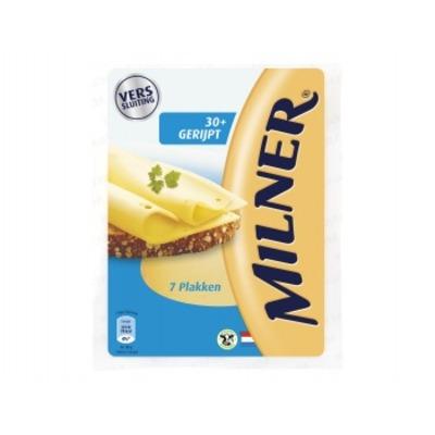 Milner Kaasplakken 30+ gerijpt