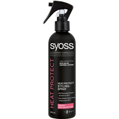 Syoss Stylingspray heat protect