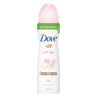 Dove Deodorant Spray Soft Feel