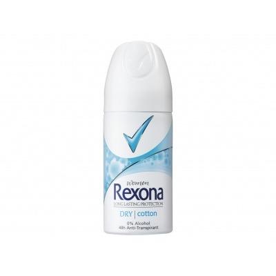 Rexona Deodorant Spray Ultra Dry Cotton mini