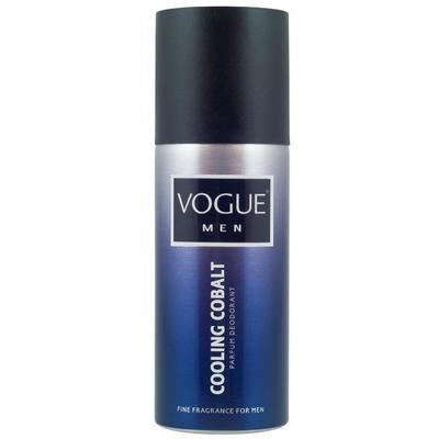 Vogue Men Cooling Cobalt Deospray 150 Ml