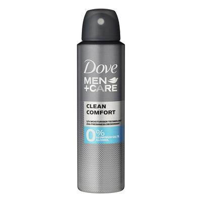 Dove Deodorant spray men + care clean comfort