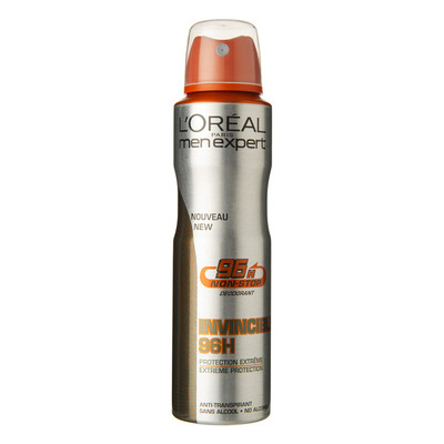 L'Oréal Men expert invincible 96h spray
