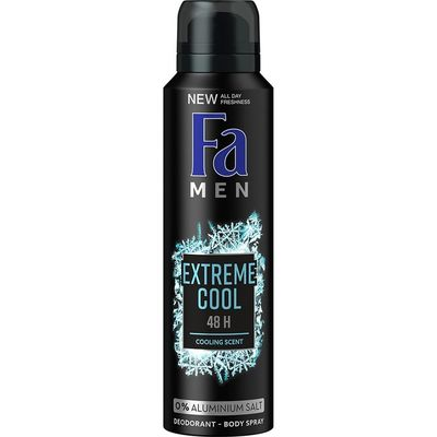 Fa Extreme cool deospray for men 24 hr