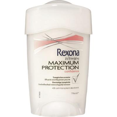 Rexona Deodorant stick women confidence