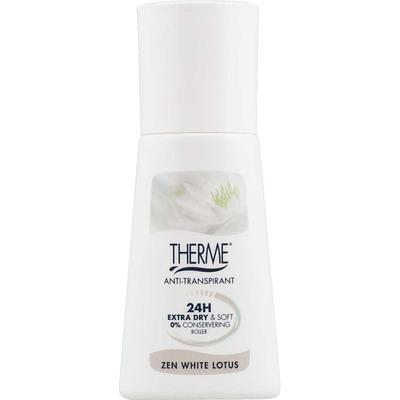 Therme Anti transpirant Zen white lotus roller
