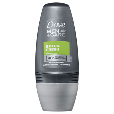 Dove Deodorant roller men + care extra fresh