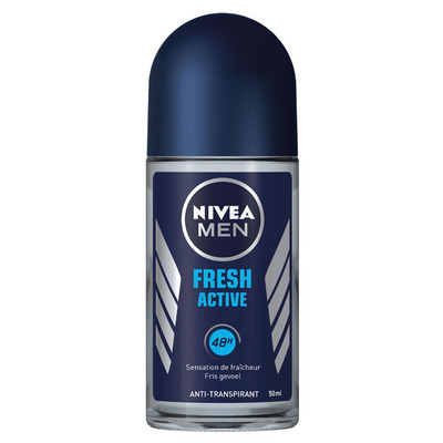 Nivea Men fresh active roll-on