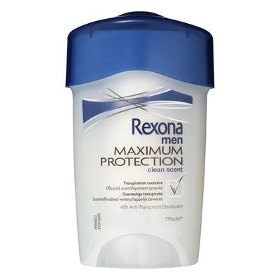 Rexona Deodorant stick men clean scent