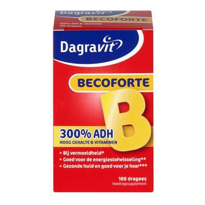 Dagravit Becoforte dragees