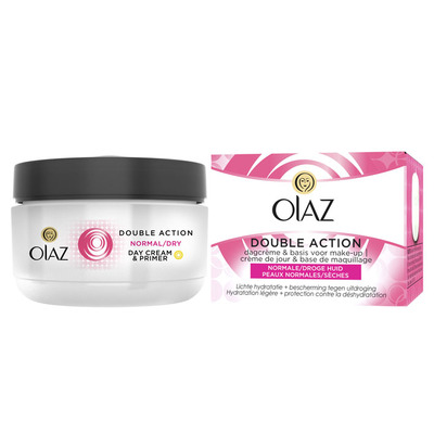 Olaz Essentials double action dagcrème