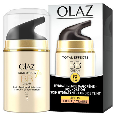 Olaz Total effects 7-in-1 BB dagcrème licht