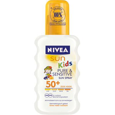 Nivea Sun kids protect & sensitive SPF 50