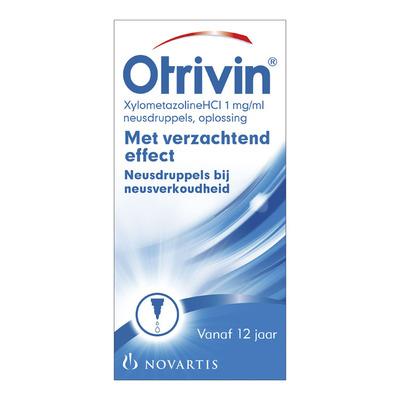 Otrivin XylometazolineHCI 1 mg/ml Neusdruppels