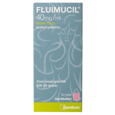 Fluimucil Drank