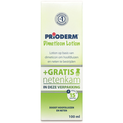 Prioderm Dimeticon lotion