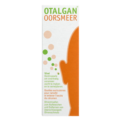 Otalgan Oorsmeer