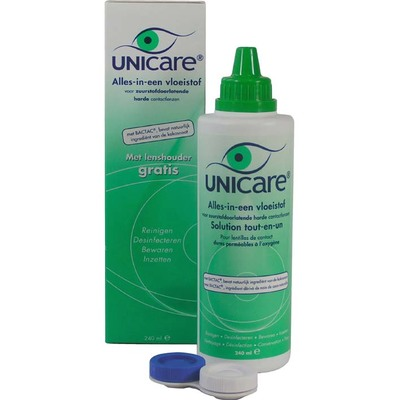 Unicare Alles in 1 voor harde lenzen