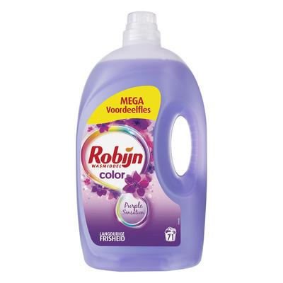 Robijn Wasmiddel color purple sensation