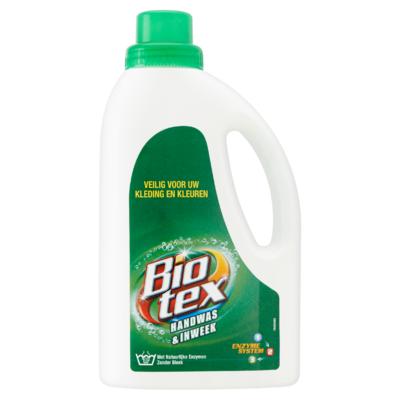 Biotex Wasmiddel Vloeibaar Handwas & Inweek 750 ml