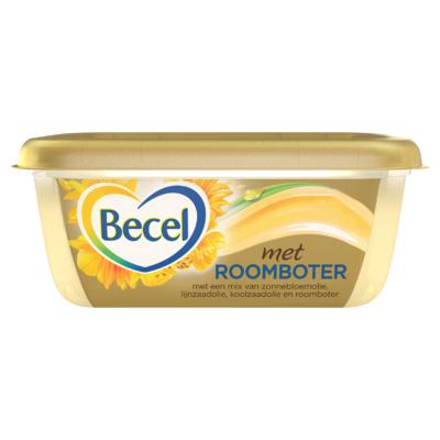 Becel met Roomboter voor op Brood 225 g